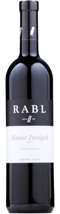 Zweigelt Vinum Optimum 2017 / Rudolf Rabl