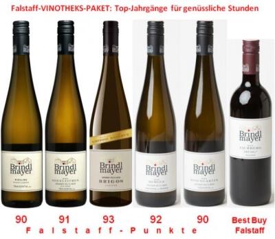 Falstaff-Vinothekspaket   / Brindlmayer