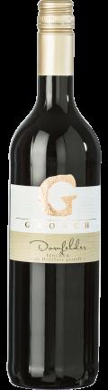 Dornfelder im Holzfass gereift, Qualitätswein trocken 2018 / Grosch