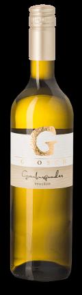 Grauer Burgunder Qualitätswein trocken 2019 / Grosch