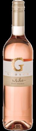 Merlot Rose´ Qualitätswein trocken 2019 / Grosch