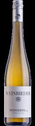 Grüner Veltliner Weinviertel DAC 2019 / Weinrieder
