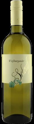 Weißburgunder  2019 / Weingut Schruiff