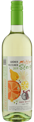 Grüner Veltliner Mittersteig 2019 / Raimund Bauer - Triesneckerhof