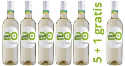 20er Jungwein 5+1 Flasche Gratis   / Siegert