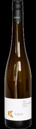 Riesling Erdener Treppchen trocken - Spätlese  2020 / Kiebel Weingut