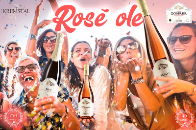 Rosé oleéeee   / Anton Zöhrer