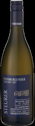 Weißburgunder Exklusiv 2017 / Steurer