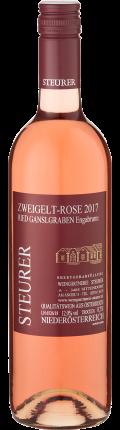 Rose vom Blauen Zweigelt 2017 / Steurer