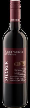 Blauer Zweigelt Alte Reben 2016 / Steurer