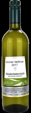 Grüner Veltliner Ried Herrnberg  2019 / Stadler
