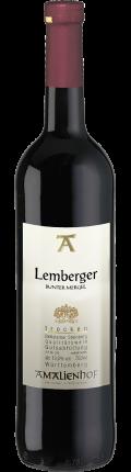 Lemberger Bunter Mergel trocken 2015 / Amalienhof