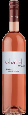 Rose RosaLisa Ried Vordere Bergen  2018 / Schabel
