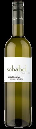 Welschriesling WelschLiebling Ried Vordere Bergen  2019 / Schabel