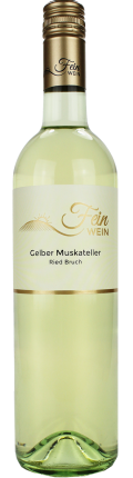 Gelber Muskateller Ried Bruch 2018 / Fein