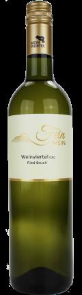 Grüner Veltliner Weinviertel DAC Ried Bruch 2018 / Fein