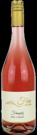 Frizzante Feinspitz Rosé 2018 / Fein