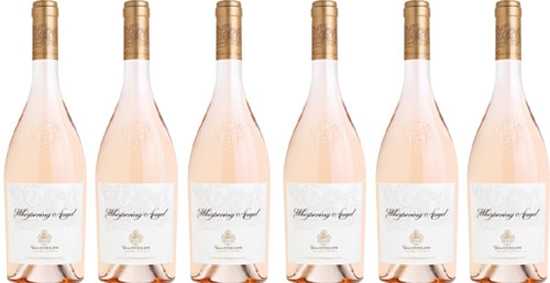 Whispering Angel Cotes de Provence Rose   / Caves d Esclans
