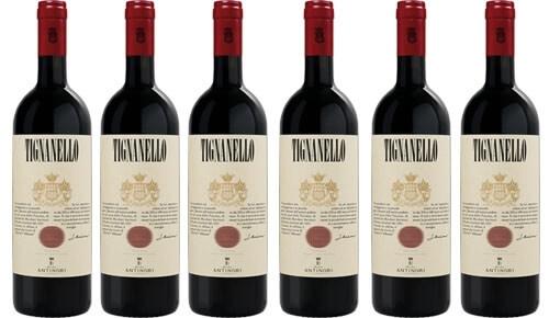 Tignanello 2016  im 6er Paket zum Vorteilspreis   / Marchesi Antinori