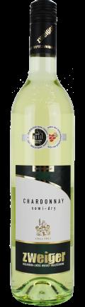 Chardonnay semi-dry 2018 / Zweiger