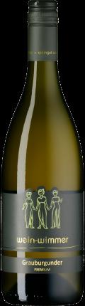 Grauburgunder Premium Qualitätswein 2018 / Wein-Wimmer