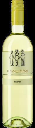 Rivaner Qualitätswein 2018 / Wein-Wimmer