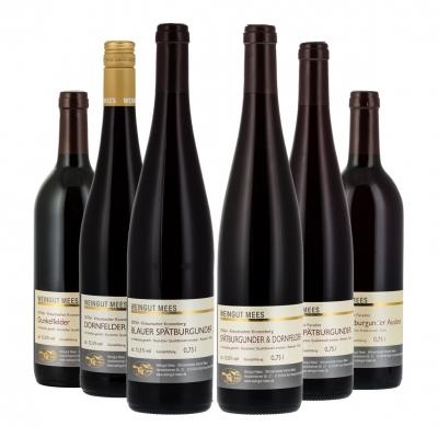 Probierpaket Rotwein   / Mees