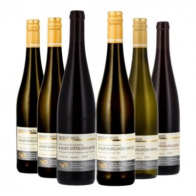 Probierpaket Burgunder   / Mees