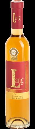 Pinot Noir Beerenauslese Ried Neufeld I - / Helmut Lang