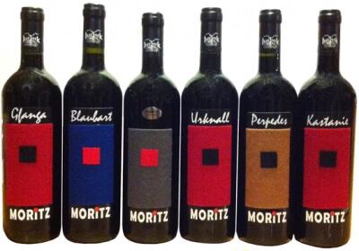 Biorotweinpaket vom Bioweingut Moritz   / Moritz