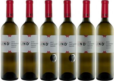 Weiße Burgunder   / Weingut Ökonomierat Lind
