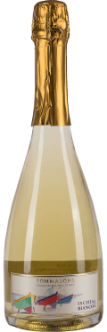 Sekt Ischia Bianco D.O.C. Spumante Metodo Classico Extra-Brut 2015 / Tommasone Vini D'Ischia