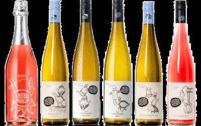 Fruchtig, Freches von den Weingeistern!   / Gruber Röschitz