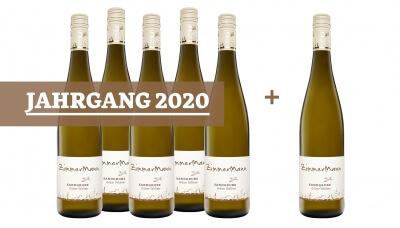 AKTION Grüner Veltliner Sandgrube 2020 jetzt 5+1 gratis   / Alois Zimmermann