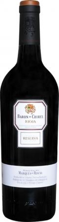 Baron de Chirel, Rioja Reserva DOCa 2014 / Marqués de Riscal