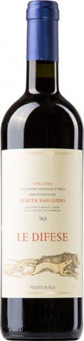 Le Difese, Toscana IGT 2013 / Tenuta San Guido