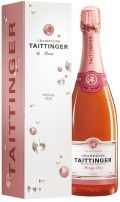Taittiner Brut Reserve Rose . / Taittinger
