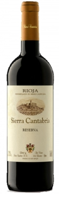 Rioja Reserva 2013 / Sierra Cantabria