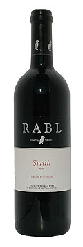 Shiraz Vinum Optimum 2015 / Rudolf Rabl