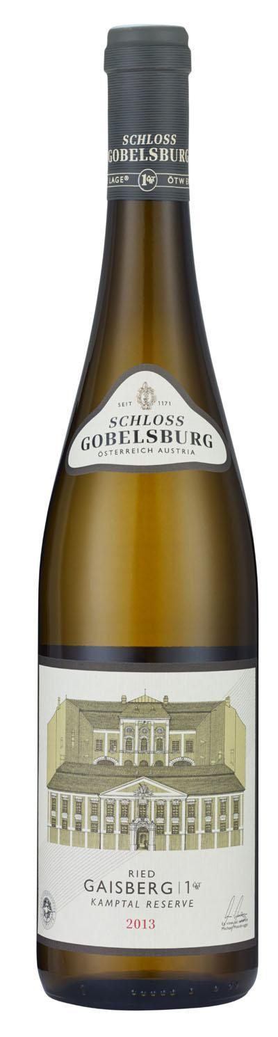 Riesling Gaisberg Kamptal DAC Reserve 2019 / Schloß Gobelsburg