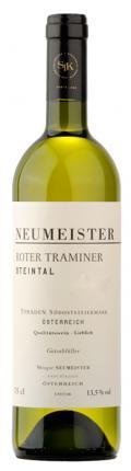 Roter Traminer Steintal Erste STK Lage 2018 / Neumeister