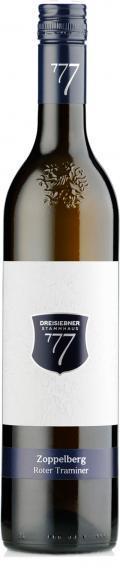 Roter Traminer Zoppelberg 2017 / Dreisiebner