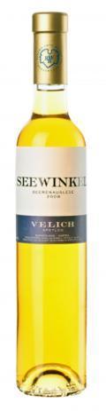 Sämling Beerenauslese Seewinkel 2012 / Velich