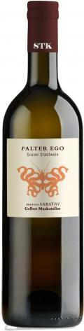 Sauvignon Blanc Falter Ego Graz 2017 / Sabathi Hannes