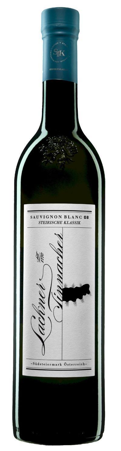 Sauvignon Blanc Flamberg  Erste STK Lage 2014 / Lackner-Tinnacher