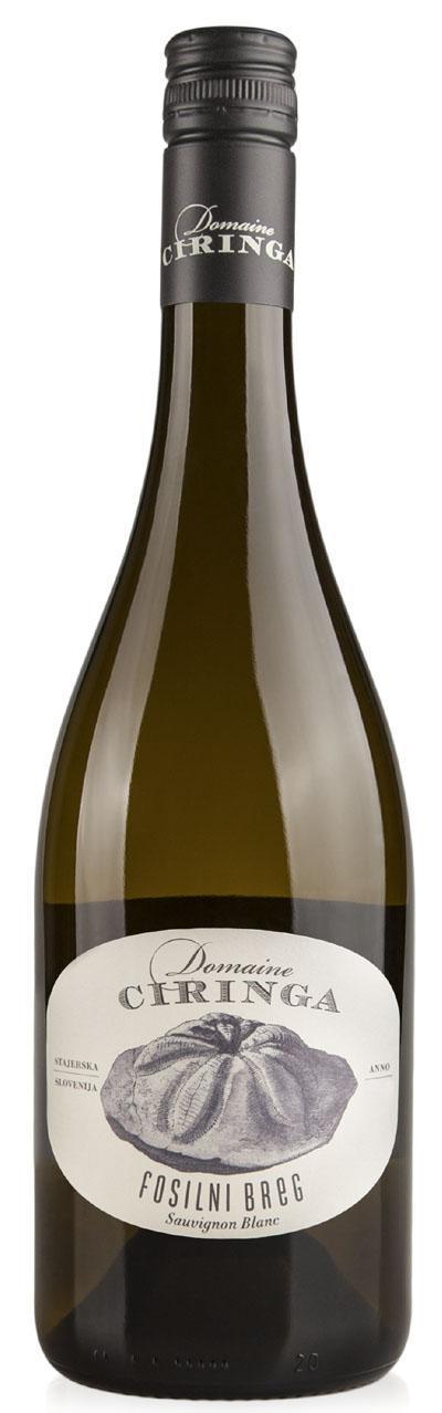 Sauvignon Blanc Fosilini Breg Ciringa 2018 / Tement
