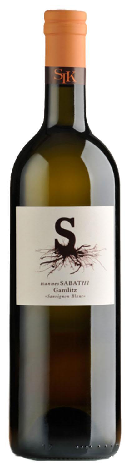 Sauvignon Blanc Gamlitz 2016 / Sabathi Hannes