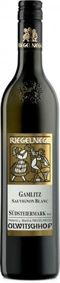 Sauvignon Blanc Gamlitz DAC 2018 / Riegelnegg Otto