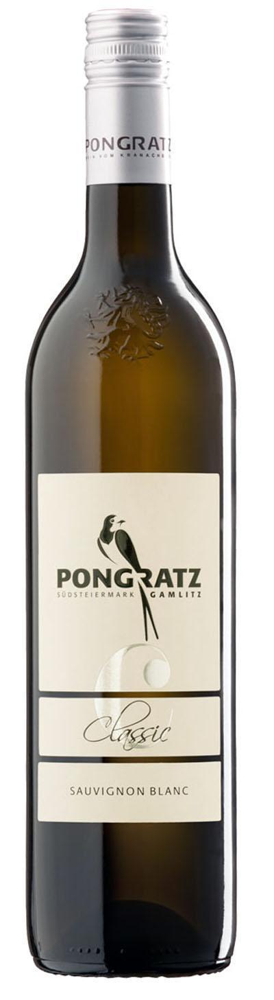 Sauvignon Blanc Klassik 2016 / Pongratz Markus