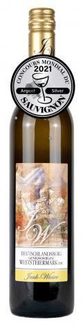 Sauvignon Blanc Klassik DAC  2020 / Jauk-Wieser